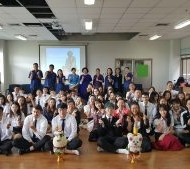 Teacher Appreciation Ceremony for Thai Language and Culture Students